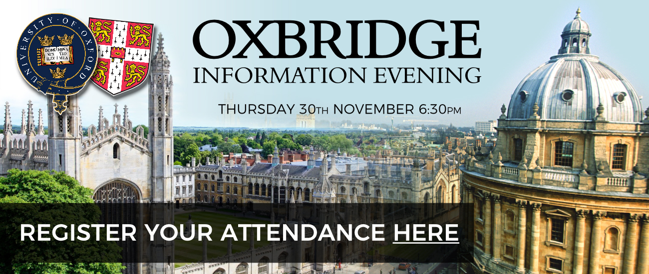 Oxbridge Signup